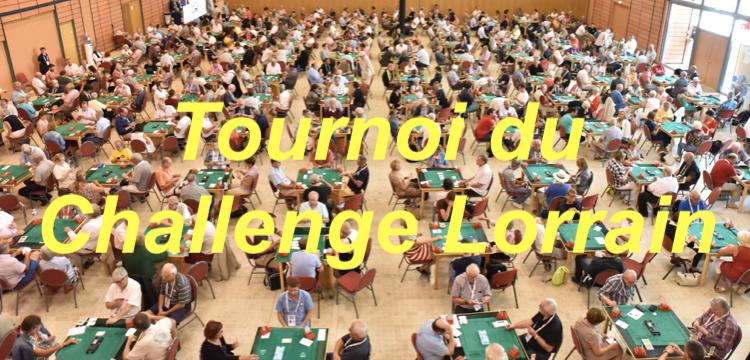 Challenge lorrain
